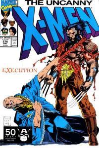 Uncanny X-Men (1981 series) #276, VF+ (Stock photo)