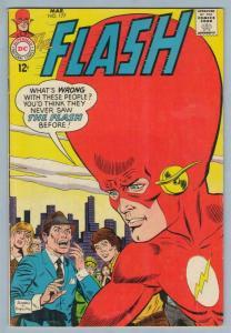 Flash 177 Mar 1968 VG (4.0)