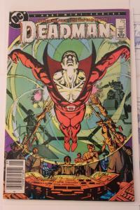 Deadman 3 (1986)  Mini Series 8-5-vf