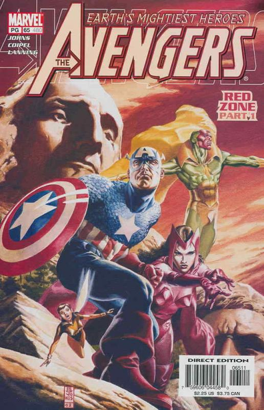 Avengers (Vol. 3) #65 VF/NM; Marvel | save on shipping - details inside