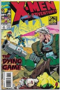 X-Men Adventures   vol. 1   #11 FN
