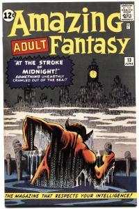 AMAZING ADULT FANTASY #13 1994-MARVEL-STEVE DITKO ART ISSUE-RARE 2ND PRINTING
