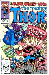 THOR #420-HIGH GRADE COPY-MARVEL NM