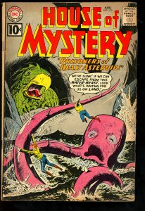 House of Mystery #113 (1961)