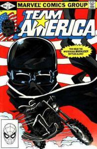 Team America #3 VG; Marvel | low grade comic - save on shipping - details inside