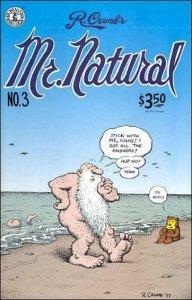 Mr. Natural #3 (10th) VF; Kitchen Sink   save on shipping - details inside