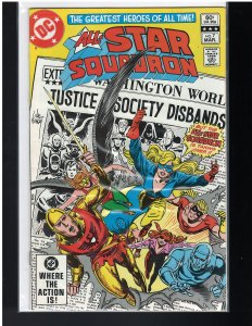 All-Star Squadron #7 (DC, 1982) NM