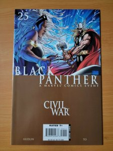 Black Panther #25 ~ NEAR MINT NM ~ 2007 Marvel Comics