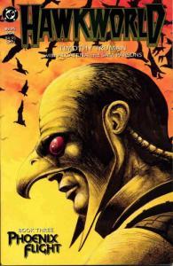 Hawkworld (Mini-Series) #3 VF/NM; DC   save on shipping - details inside