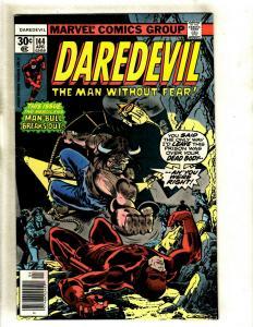 Lot Of 6 Daredevil Marvel Comic Books # 144 145 147 148 149 150 VF-NM Range GK3