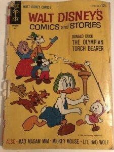 Walt Disney comics and stories 286, reader