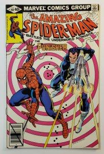 Amazing Spider-Man #201 Marvel Comics 1980 Spider-Man & Punisher VF+