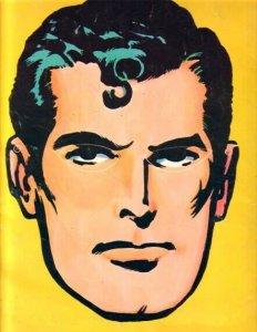 SUPERMAN GIANT COMICS EDITION WITH MASK-1976 VG