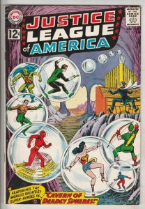 Justice League of America #16 (Dec-62) VF/NM High-Grade Justice League of Ame...