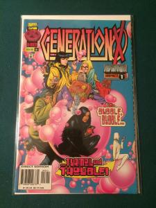 Generation X #18 Onslaught Impact 1