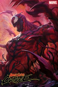 ABSOLUTE CARNAGE #1 (OF 5) ARTGERM VARIANT