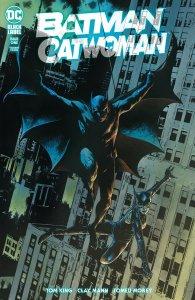 BATMAN CATWOMAN #1 (OF 12) CVR C TRAVIS CHAREST VARIANT