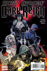 Secret Invasion: Dark Reign #1, VF (Stock photo)