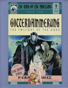 Ring of the Nibelung Gotterdammerung #1 FN/VF Dark Horse 2001