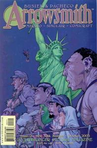 Arrowsmith #2 VF/NM; WildStorm | save on shipping - details inside