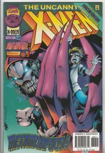 X-Men #336 (Sep-96) NM+ Super-High-Grade X-Men