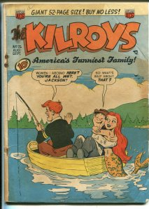 Kilroys #251949-ACG-Mermaid cover-Moronica Story-VG