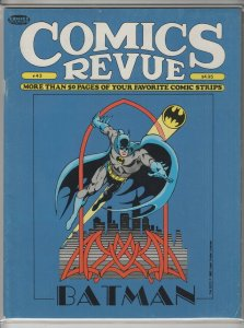 COMICS REVUE #43 F A01108