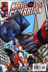 Marvel MARVEL: THE LOST GENERATION #5 VF/NM