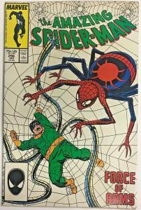 AMAZING SPIDER-MAN#296 VF 1988 MARVEL COMICS
