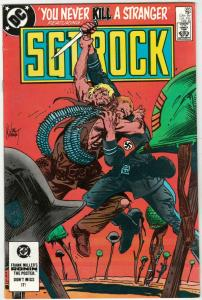Sgt. Rock #385 (Feb-84) NM/MT Super-High-Grade Sgt. Rock and Easy Company