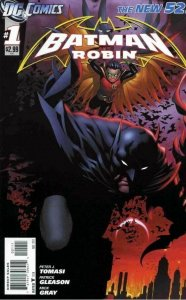 Batman and Robin #1 6.0 FN (2011 2nd Series)