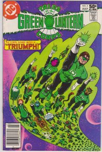 Tales of the Green Lantern Corps #3 (1981)