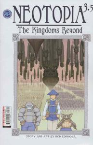Neotopia Vol. 3: The Kingdoms Beyond #5 VF; Antarctic | save on shipping - detai