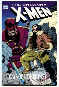 UNCANNY X-MEN IN DAYS OF FUTURE PAST-comic book-SENTINELS-1989