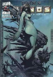 Darkminds: Macropolis (Vol. 2) #1B VF; Dreamwave | save on shipping - details in