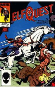 Elfquest (Epic) #7 FN; Epic | save on shipping - details inside
