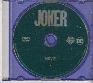 Joker DVD   Origin of DC's Vilest Villain