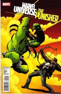Marvel Universe vs the Punisher #2