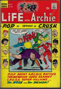 Life with Archie #51 (Archie, 1966) VG