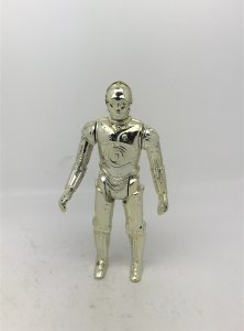 1982 Star Wars C-3PO w/removable limbs