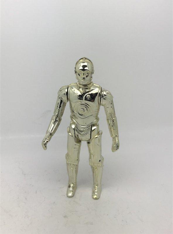 1982 Star Wars C-3PO w/removable limbs