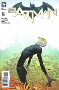 Batman (2011 series) #43, NM (Stock photo)