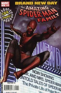 Amazing Spider-Man Family #1 VF/NM; Marvel | save on shipping - details inside