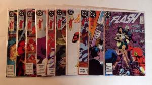 Flash 31 32 33 34 35 36 37 38 39 40 Near Mint Lot Set Run