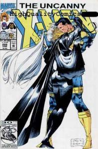 X-MEN #289,Wolverine,Portacio,Storm,Forge,Uncanny,NM/M