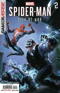 Spider-Man City At War #2 (Marvel, 2019) NM