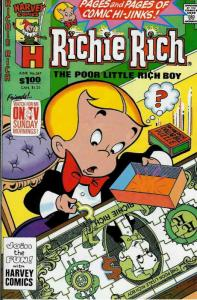 Richie Rich (1st Series) #247 VF/NM; Harvey | save on shipping - details inside