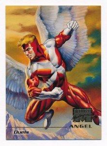 1996 Marvel Masterpieces #62 Angel