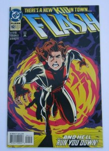 Flash #92 VF+ Key Issue 1st Appearance Impulse 1st Print DC Comics 1994