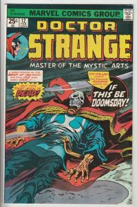 Doctor Strange #12 (Feb-76) NM Super-High-Grade Dr.Strange